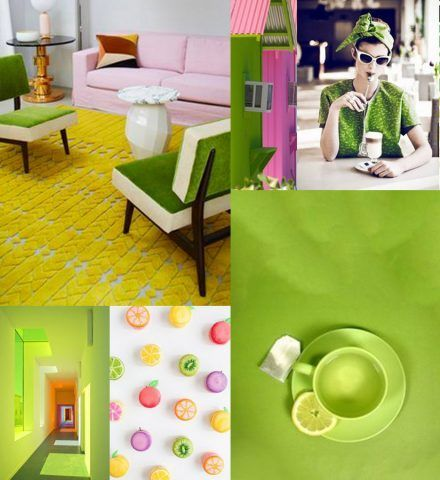 Il verde greenery