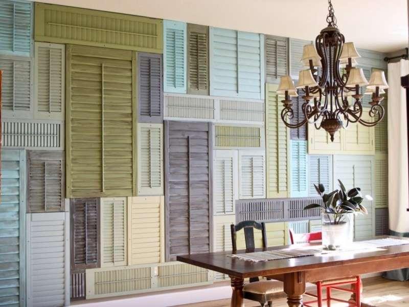 Rinnovare la casa con moderni rivestimenti in legno