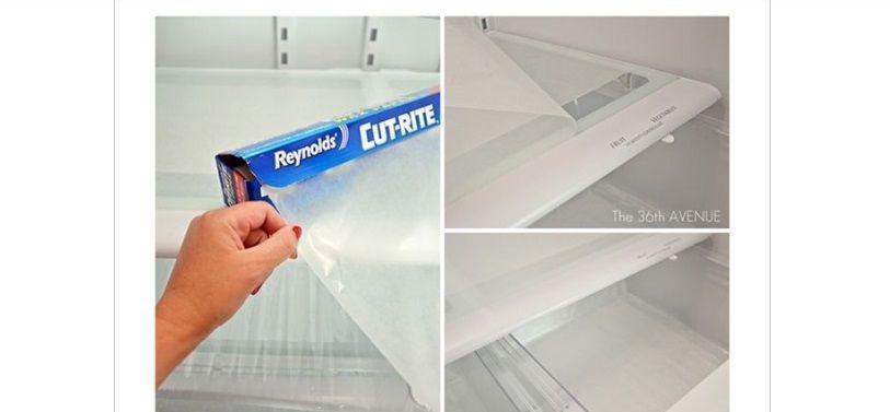 Perché perdere tempo a pulire il frigo?