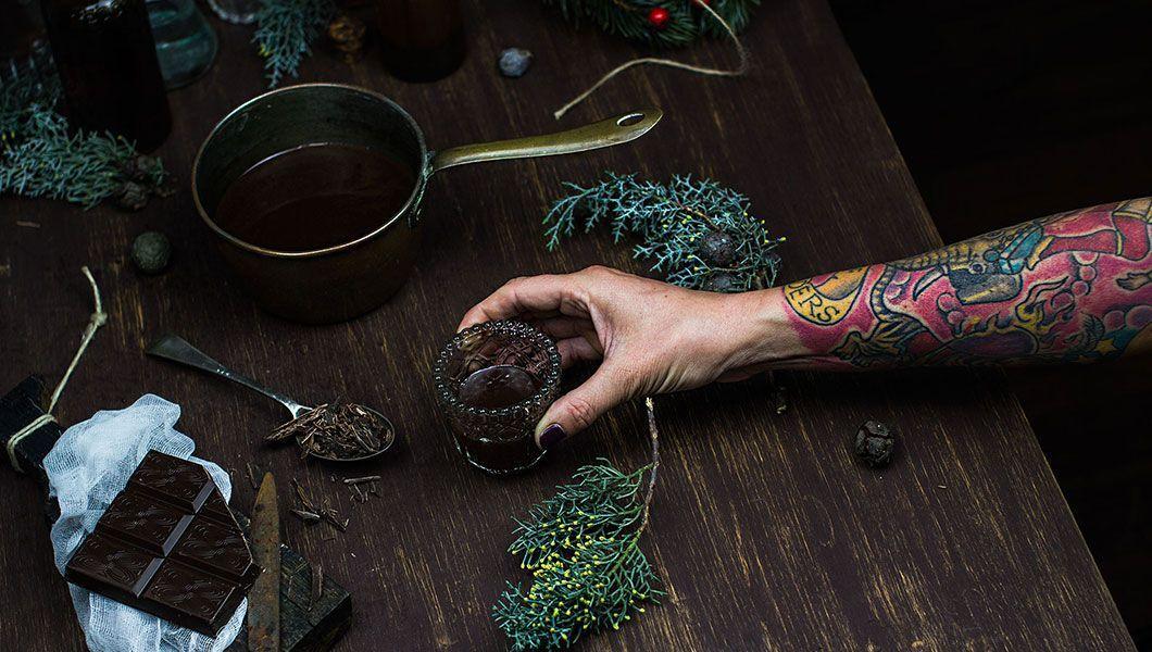 La ricetta facile e veloce dello sciroppo al cioccolato