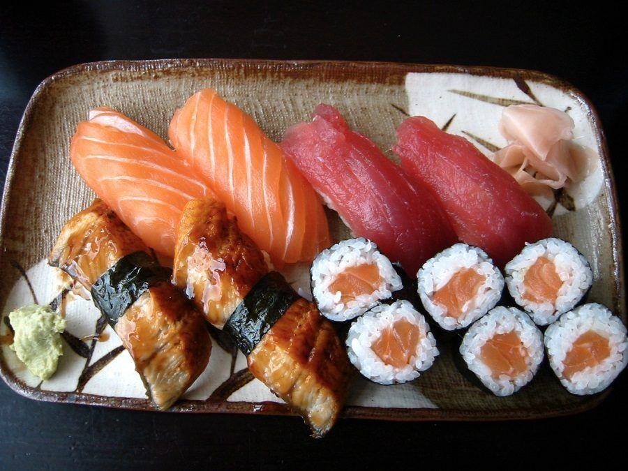 Chi vuole del sushi?