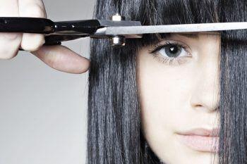 Lettera ai capelli tagliati