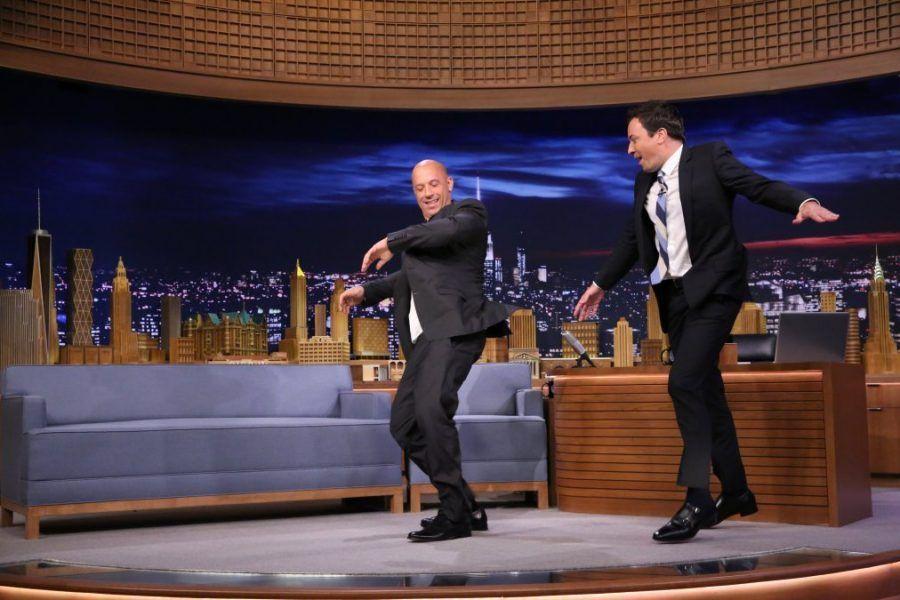 Vin Diesel ballerino