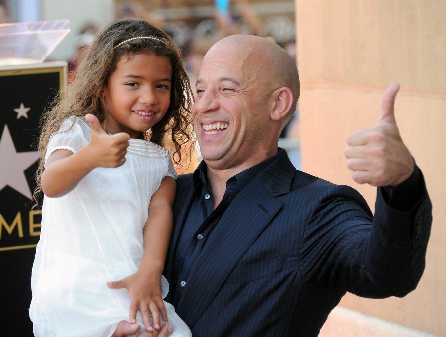Vin Diesel Padre