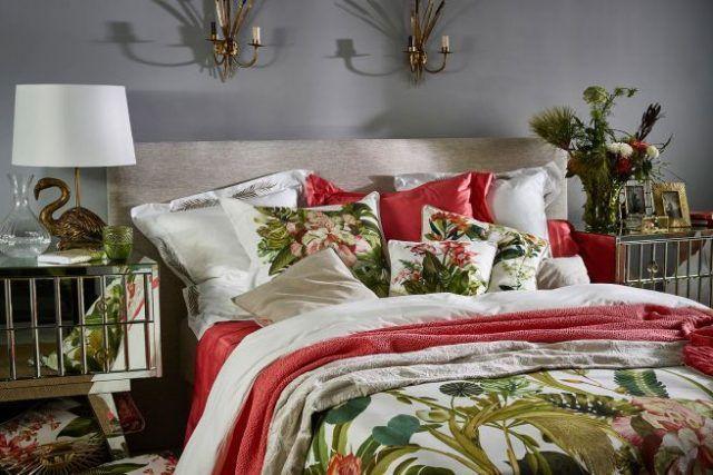 Zara Home Lenzuola Matrimoniali.Biancheria Da Letto E Da Bagno I Saldi Di H M E Zara Home Bigodino