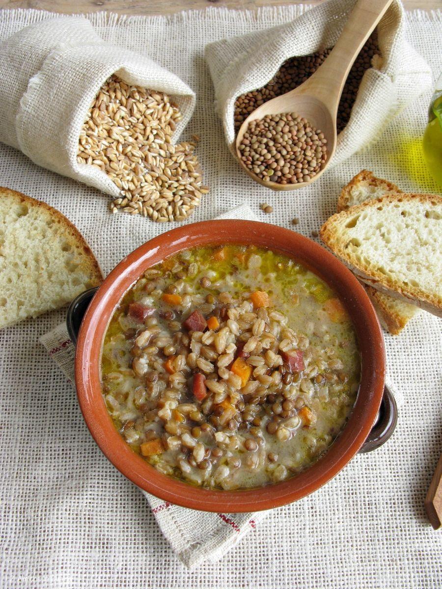 zuppa-di-farro-e-lenticchie-di-Castelluccio-3
