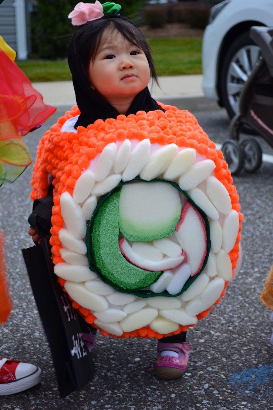 Costume di Carnevale da Hosomaki