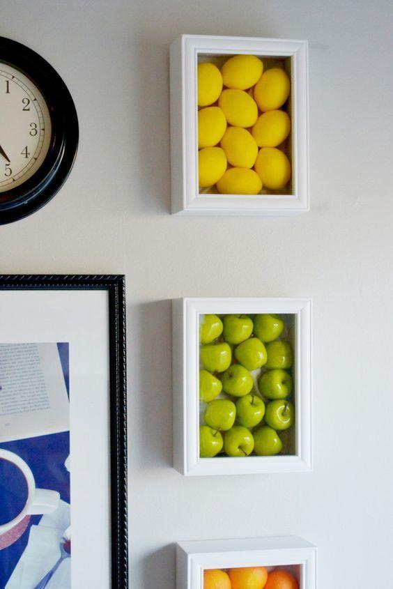 Limoni e frutta varia
