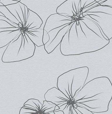 Carta da parati floreale: Su Leroy Merlin a 25,90 euro