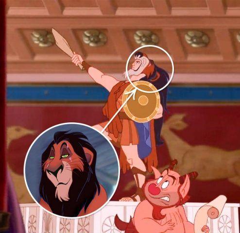 Il re leone-Hercules