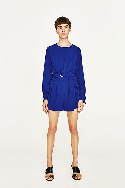 Tuta corta di Zara (39,95 €)