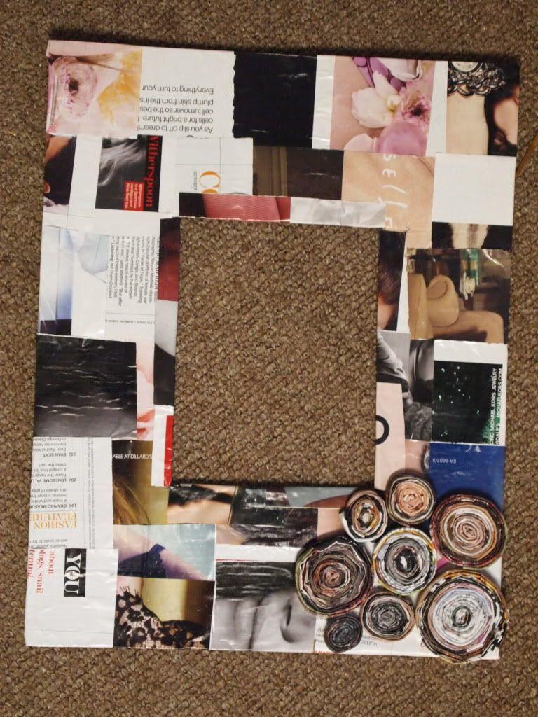 Cornice con riviste