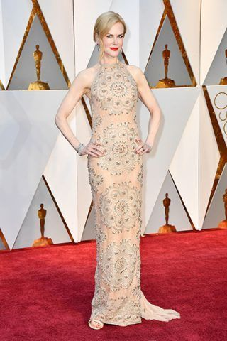 Nicole Kidman in Armani Privè