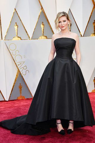 Kirsten Dust in Dior Couture