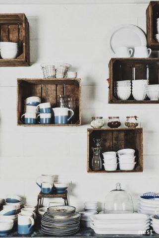 Ceramiche e barattoli