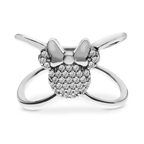 Minnie - in argento