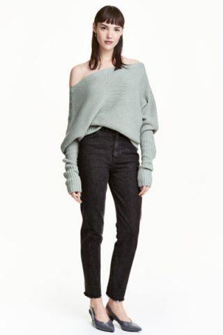 Jeans a vita alta (39,99 €)