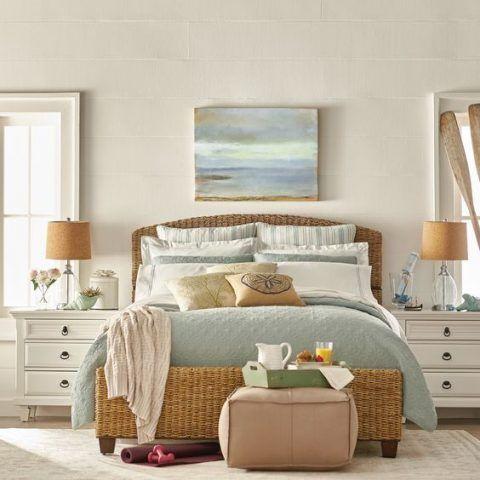 Come rendere pi accogliente la camera da letto bigodino - Muri colorati camera da letto ...