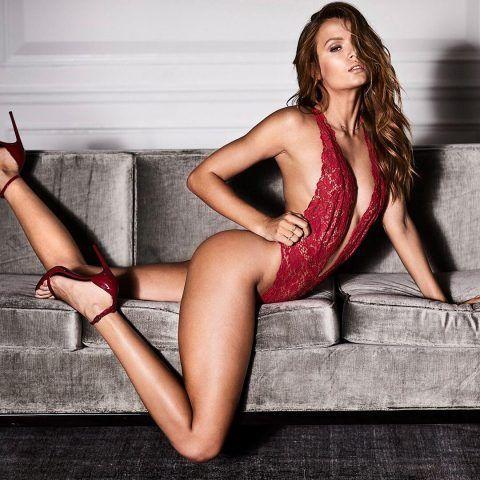 Josephine Skriver in Victoria's Secret €71 circa