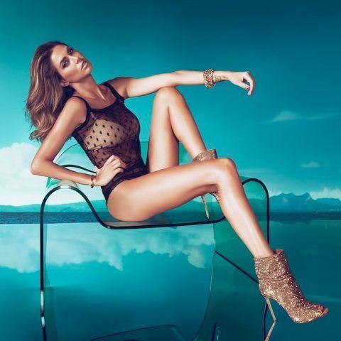 Melissa Satta per Rossoporpora Underwear