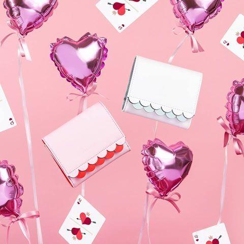 Portafoglio edizione limitata San Valentino - Coccinelle