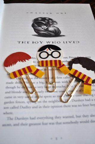 Harry potter diy 5 oggetti da creare a casa bigodino for Oggetti fai da te semplici