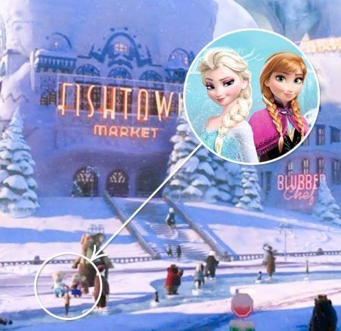 Zootropolis - Frozen