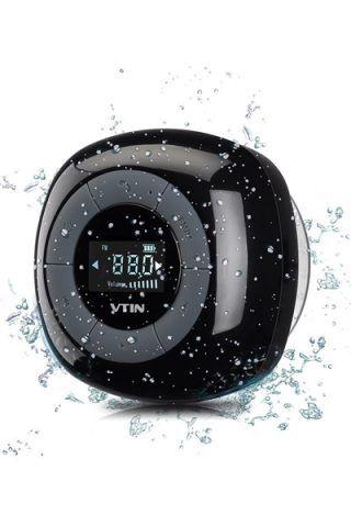 VTIN Relaxer - L'altoparlante bluetooth per parlare al telefono e ascoltare la musica anche sotto la doccia (34,99 € - su Amazon)