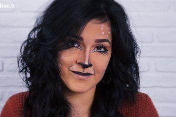 Truccarsi per Carnevale: come diventare un cerbiatto