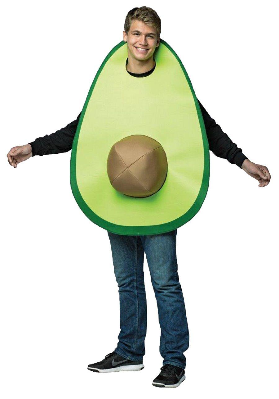 Costume di Carnevale da Avocado