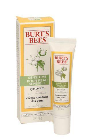 Crema contorno occhi di Burt's Bees (17,99 €)