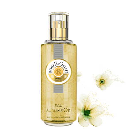 Eau Sublime Or Roger&Gallet