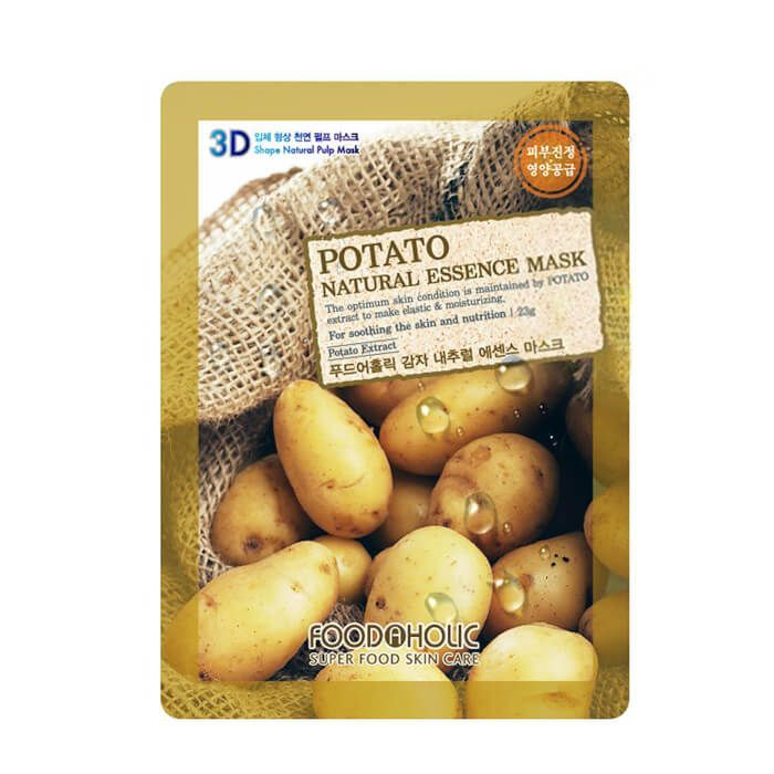 Skin 18- Potato Natural Essence Mask