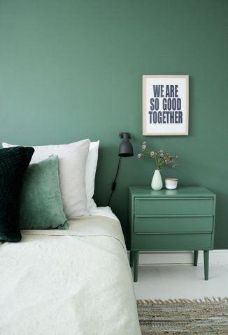 Verde e bianco: non si sbaglia mai
