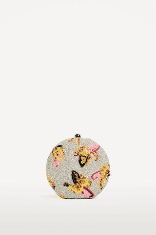 Clutch con perline (39,95 €)