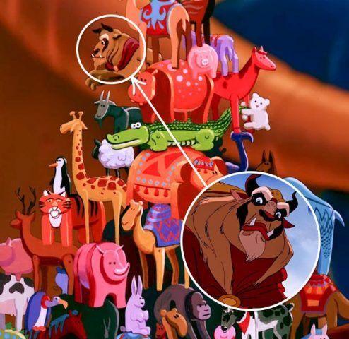 Aladdin - La bella e la Bestia