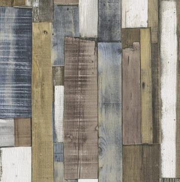 Carta da parati effetto legno: Su BricoFlor a 14,24 euro