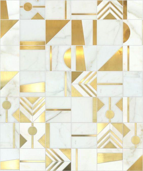 Oro in versione moderna