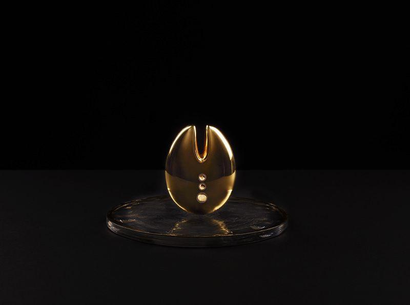Nell versione in oro 18K, vibratore clitorideo €14,000 circa
