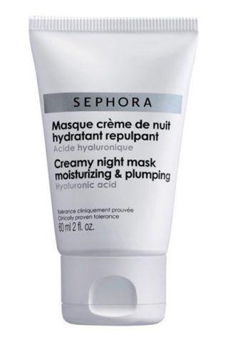 Maschera da notte idratante e rimpolpante di Sephora (13,90 €)