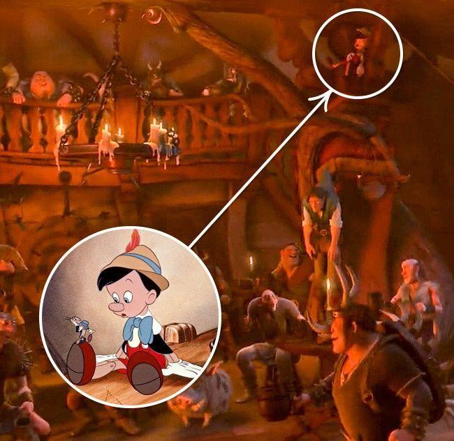 Rapunzel - Pinocchio