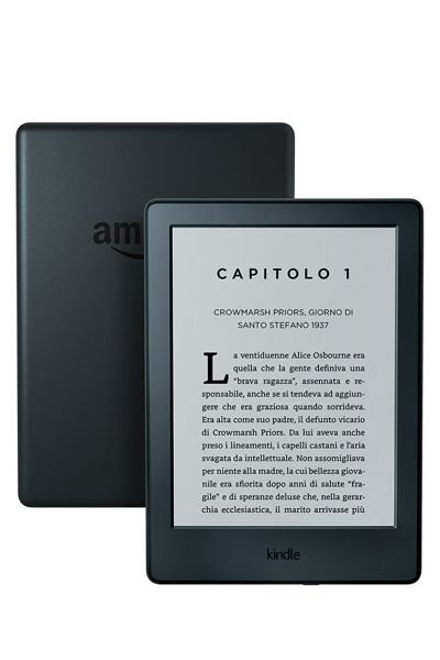 E-reader Kindle (69,99 € - su Amazon)