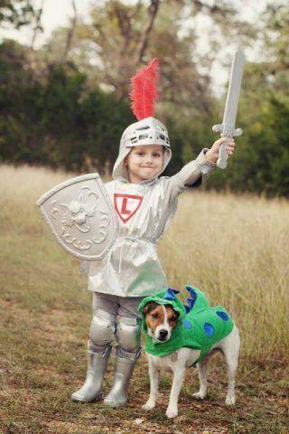 Cavaliere e drago