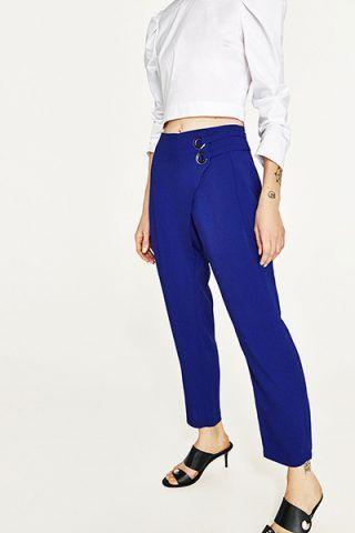 Pantaloni di Zara (39,95 €)