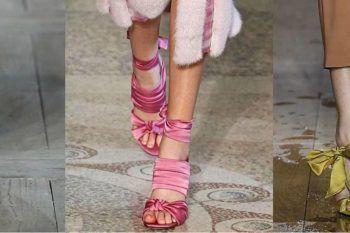 Le scarpe per la primavera estate 2017