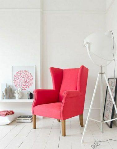 Un modo diverso di giocare con il colore e le pareti di casa