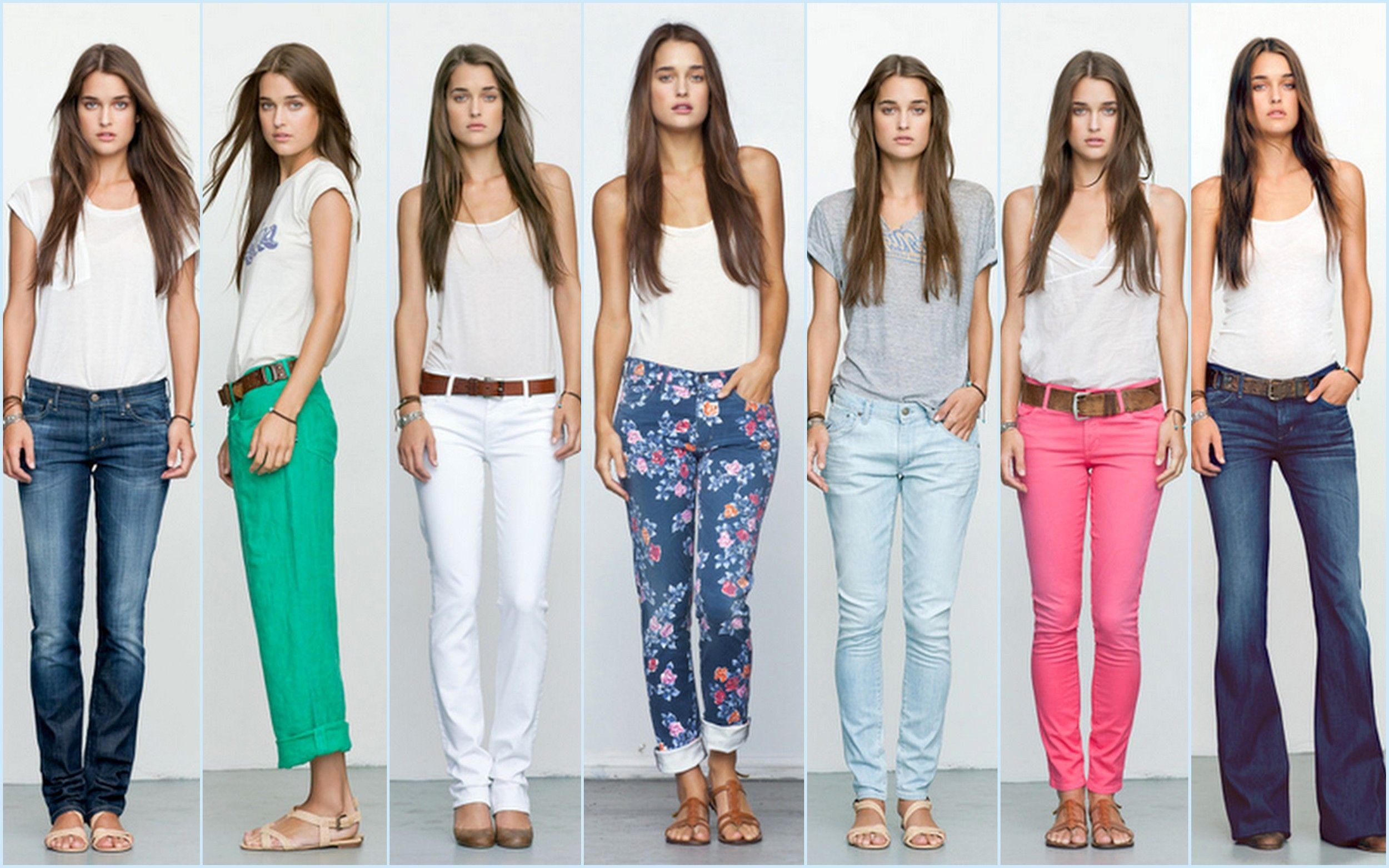 Come abbinare i colori degli abiti