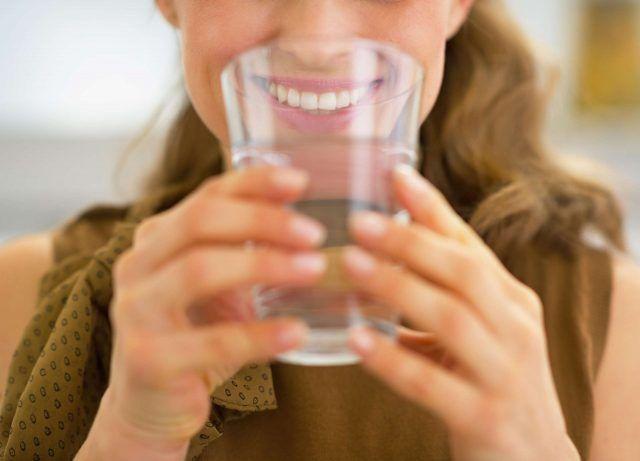 Bevete tanta acqua