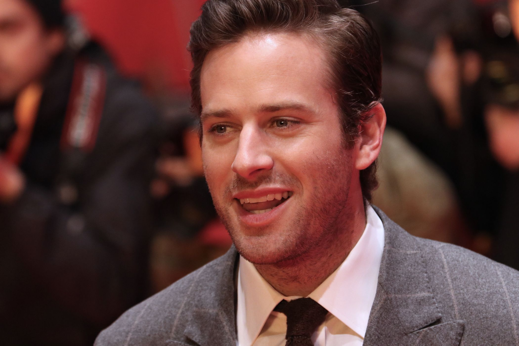 Armie Hammer alla Berlinale 2017 - Photo by Movieplayer.it
