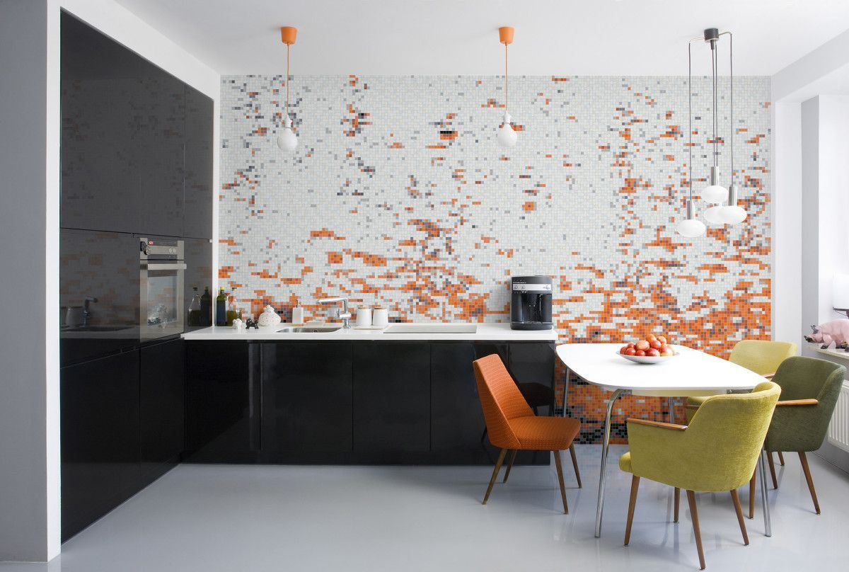 Torna di moda il mosaico per arredare casa